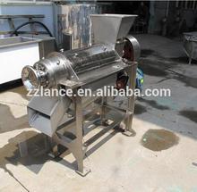 En acier inoxydable pomme presse / apple extracteur de jus