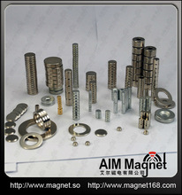 Strong D10x4mm ferrite magnets for sale