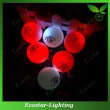 Multicolor Glow Light-up Golf Balls Manufacturer