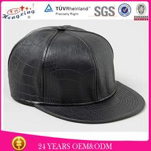 Wholesale design your own custom flat brim cooler cap