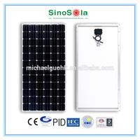 Mono Solar Panel Module 300 Watt made by high efficiency solar cells