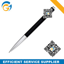 0.5 China Supplier QR Customized Quill Ballpoint Pen Plastic Ball Pen