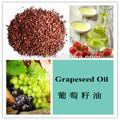 caliente la venta de aceite de semilla de uva a granel para el cuidado de la piel