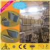 Wow!! Aluminium extrusion/large aluminium led heatsinks enclosure manufacturer/anodized led aluminum profile Guangzhou factory