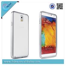Perfect design Love Mei Aluminum Metal Bumper Case for Samsung Galaxy Note 3 Metal Bumper Case
