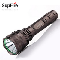 SupFire Using CREE XML-2 T6 flashlight high power led torch light