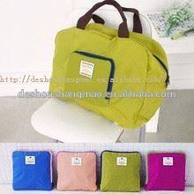 new quality nylon mens foldable bags