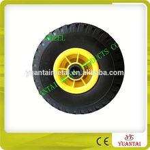 Wheelbarrow Solid Rubber Wheels