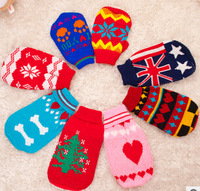 Winter Christmas Pet Apparel Dog Clothes dog Sweater