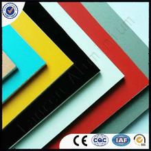 PE Plastic Aluminium Composite Panel / ACP Roofing with good quaity