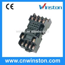 Relay socket PYF14.5A,electrical relay socket,plug socket