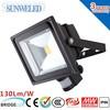Australia Led Light Waterproof PIR LED Flood Light 10w 20w 30w 50w with CE SAA IES File