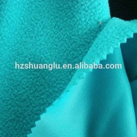 100%Polyester Mercerized Velvet Tricot Brushed 200-280gsm Fabric For Sportswear