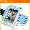 """hot selling PVC sport armband case for Iphone 6 plus 5.5 """"runing armband"""