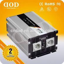 1000w dc to ac power inverter 24v 120v 10years quality panel solar inverter ac converters