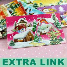 บัตรอวยพรวันเกิดมีความสุข/ที่ทำด้วยมือบัตรอวยพรวันเกิด3d/บัตรอวยพรวันคริสต์มาส