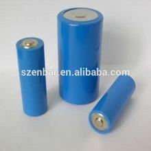 3.6v 3800mAh ER18505 first primary battery for gas meter