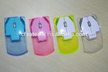 2012 transparent pc mouse