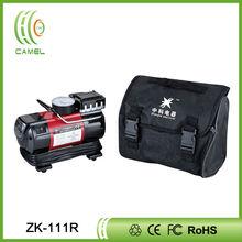 12V tire inflator air pressure