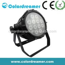 Colordreamer Professional LED 42pcs 100W RGBW LED Par Light Top100 Club