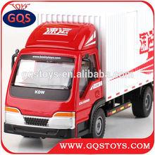 1:40 collection model mini alloy van truck