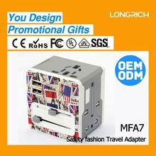 Christmas Promotioneuro type conversion plug,Christmas Giftlarge current plug&socket