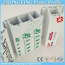 Guangdong high quality pvc color profile profile pvc rehau