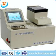 HZ-1 for petroleum product acid value measuring instrument