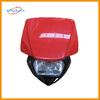 new style popular dirt bike motorcycle universal vision headlight