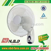 Wholesale Decorative Electric Wall Fans/Wall Mount Tower Fan FW-1604