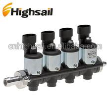 Zavoli / Rail IG3 Horizon LPG Vapor Injection System Injectors 4 Cylinder Set