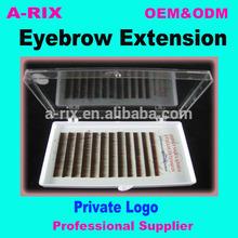 False eyebrow for eyebrow extensions wholesale