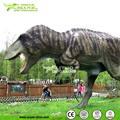 parque temático de vida ao ar livre tamanho da fibra dinossauro fazendo