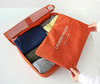 3 PCS Luggage Travel Organizer Bag For Save Space Mesh Toiletry Clothes Pouch