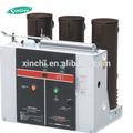 11kv eléctricos siemens 630a disyuntor del vacío vcb vs1 zn63 vcb de carros de mano