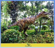 kids playground animatronic dinosaur model commodity