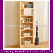wooden bookcase , bookshelf , book rack
