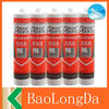 silicone sealant for wood/ white silicone sealant for concrete joints/transparent silicone sealant