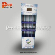 corrugated master carton display stand