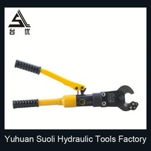 quick hydraulic crimping plier