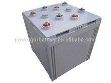 solar batteries 2V200ah solar panel battery Maintenance free PowerGor Brand