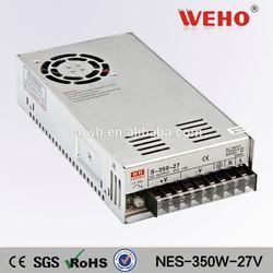 Best price NES 350W single output power supply led drive 350w
