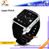 Fashionable wifi gsm wrist watch mobile cell phone