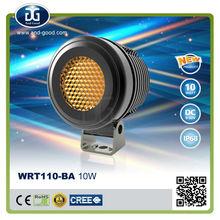 motorcycle chrome headlight/ motorcycle led head light/ led auxiliary light 10w/ moto motorcycle 10w led working light