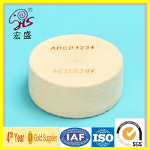 China Manufacturer of woolen wheel and polishing materials marble tool