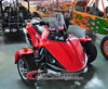 Two Seaters, Three Wheels EEC 250cc Racing ATV with Can-am Style