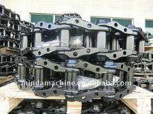 bulldozer and excavator steel track EX700 EX300 EX400 EX100 EX120 EX60