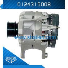 100% new made in china 12V 90A bosch auto car small alternator for skoda ,OEM:0124315008,CA1566IR