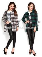 wholesale price Low moq women coat #OF207