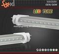 g13 t8 18w la forma del tubo del led luz